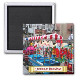 Heidelberg Christmas Market,  Christmas transport Magnet