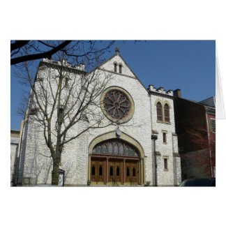 Heidelberg Church Card
