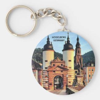 HEIDELBERG, GERMANY KEY RING
