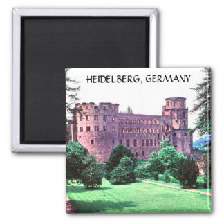 HEIDELBERG, GERMANY MAGNET