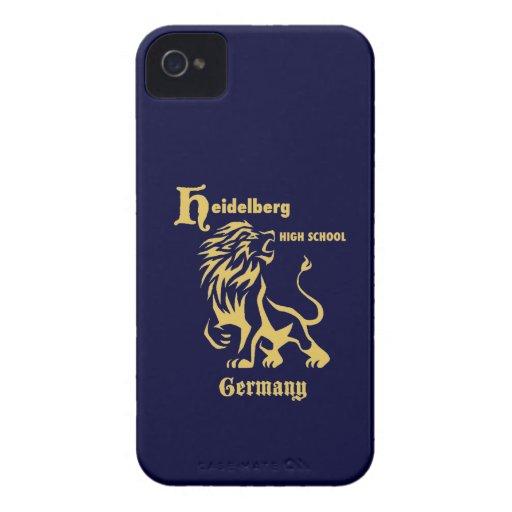 Heidelberg High School iPhone 4/4S ID Cases iPhone 4 Cases