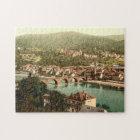 Heidelberg I, Baden-Württemberg, Germany Jigsaw Puzzle