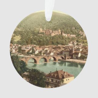 Heidelberg I, Baden-Württemberg, Germany Ornament