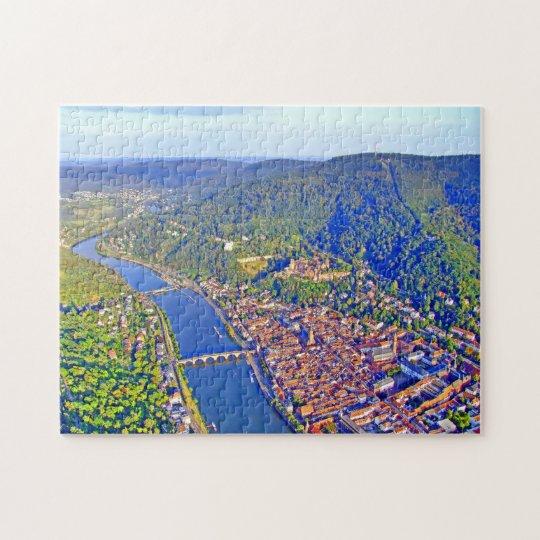 Heidelberg Photo Puzzle with Gift Box