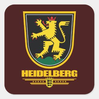 """Heidelberg"" Stickers"