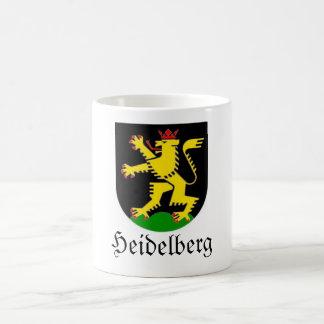 Heidelberg Wappen Coat of Arms Coffee Mug
