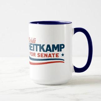 Heidi Heitkamp for Senate Mug