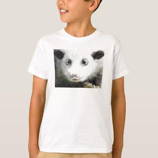 Heidi The Cross Eyed Opossum T-Shirt