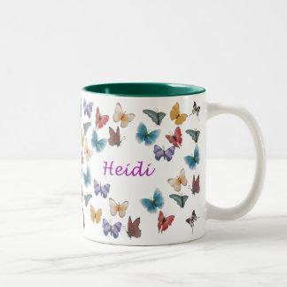 Heidi Two-Tone Coffee Mug