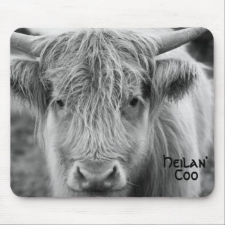 Heilan Coo Mouse Pad