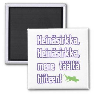 Heinasirkka - Magnet