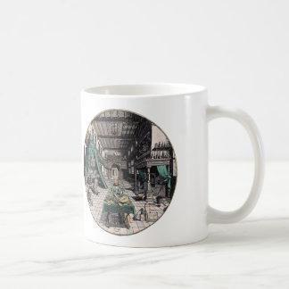 Heinrich Khunrath Mug: The Alchemist's Laboratory Coffee Mug