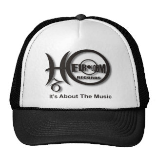Heirloom Records Collection Cap