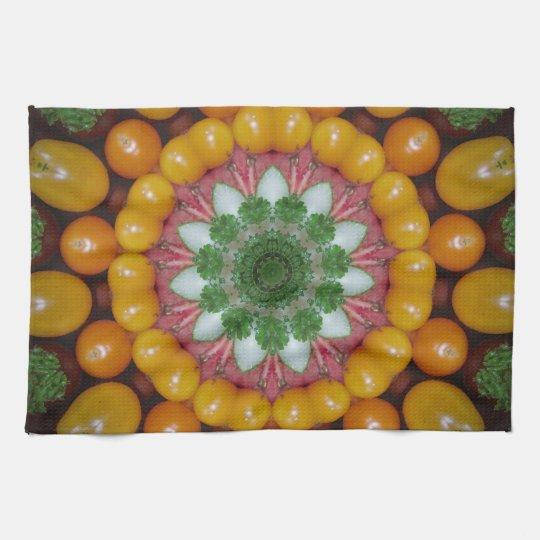 Heirloom Tomato Tea Towel