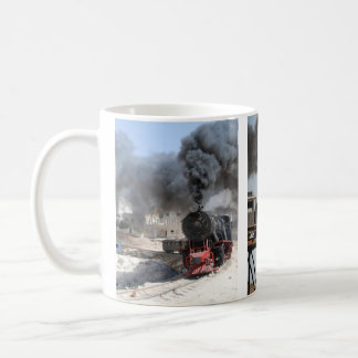 Hejaz Steam Train Coffee Mug