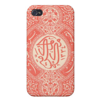 Hejazi Post Stamp Case Cases For iPhone 4