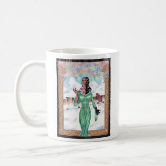 Hel, goddess of death coffee mug