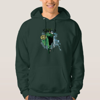 Hela Attacking Thor Hoodie