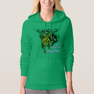 Hela: The Icy Touch of Death Hoodie