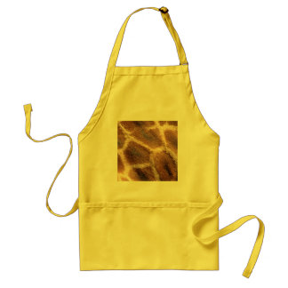 Helaine's Giraffe Pattern Aprons