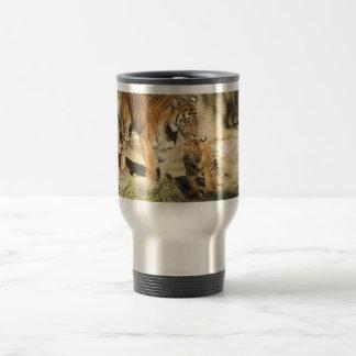 Helaine's Tiger and Cub Mug