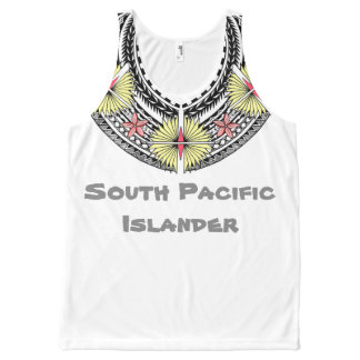 """Helava Special """"Rotuman Pride"""" All-Over Print Tank Top"""