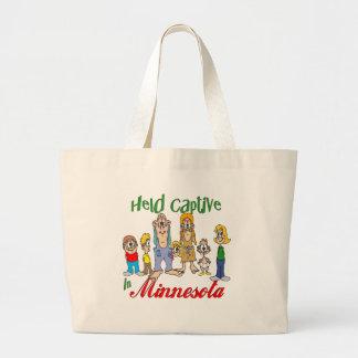 Held Captive in Minnesota Bags