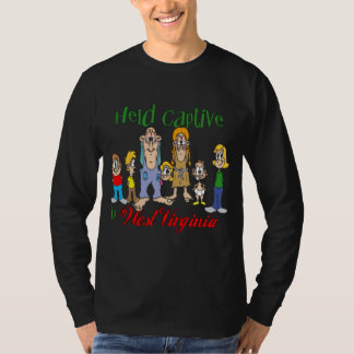 Held Captive in West Virginia Shirts