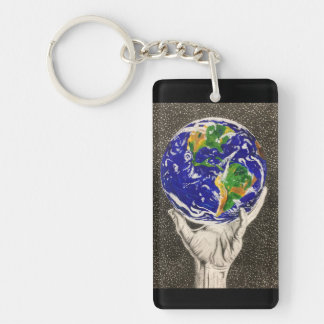Held Earth keyring / keychain