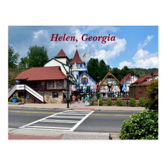 Helen , Georgia, USA Postcard