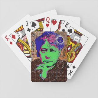 Helena Blavatsky Theosophy Occult Esoteric New Age Playing Cards