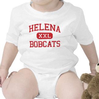 Helena - Bobcats - Middle School - Helena Montana Baby Bodysuit
