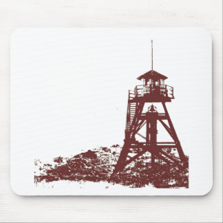 Helena MT Firetower Mouse Pad