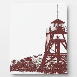 Helena MT Firetower Plaque