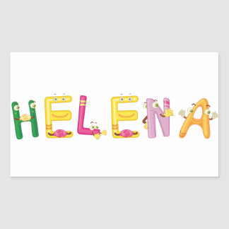Helena Sticker