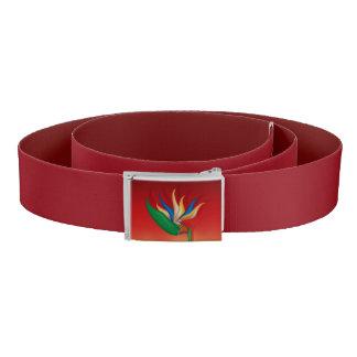 Heliconia Flower Belt