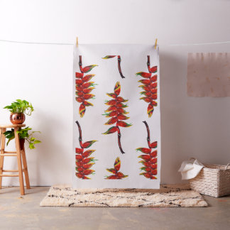 Heliconia Forest Fabric
