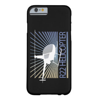 Helicopter Aircraft Barely There iPhone 6 Case