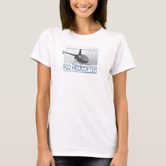Helicopter Aircraft T-Shirt