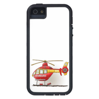 Helicopter Ambulance Case For iPhone 5