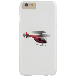 Helicopter Barely There iPhone 6 Plus Case