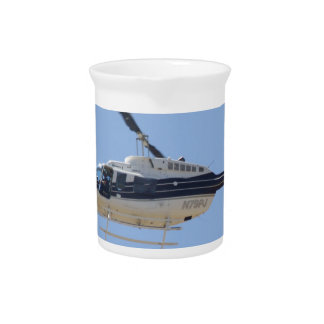 Helicopter Beverage Pitcher