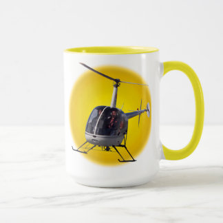Helicopter Coffee Mug Cool Helicopter Cups & Gifts