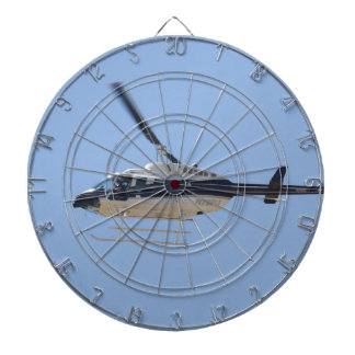 Helicopter Dartboard