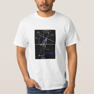 Helicopter Horizontal Components T-Shirt