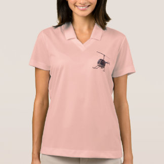 Helicopter Polo Shirts Cool Helicopter Golf Shirts