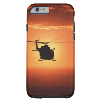 Helicopter Silhouette iphone 6 case