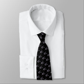 Helicopter Ties Stylish Flying Chopper Neckties