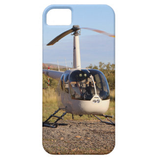 Helicopter (white), Outback Australia 2 Case For The iPhone 5