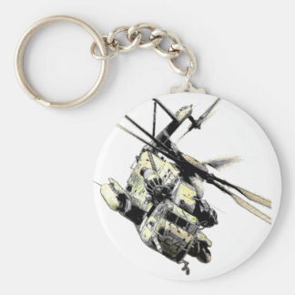 Helikopter Key Ring
